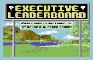 Leaderboard Executive Edition C64 01