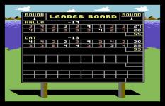 Leaderboard Executive Edition C64 88