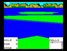 Leaderboard ZX Spectrum 11
