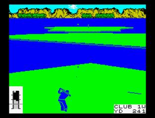 Leaderboard ZX Spectrum 12