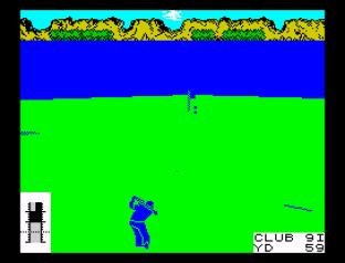 Leaderboard ZX Spectrum 45