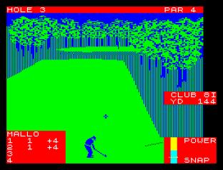 World Class Leaderboard ZX Spectrum 12