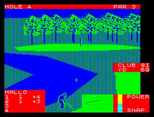 World Class Leaderboard ZX Spectrum 20