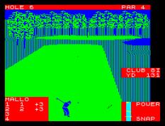 World Class Leaderboard ZX Spectrum 33