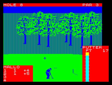 World Class Leaderboard ZX Spectrum 45